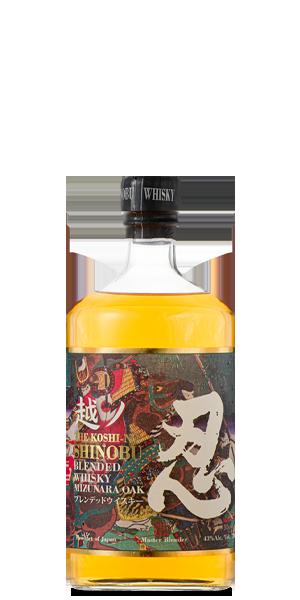 Shinobu Blended Japanese Whisky