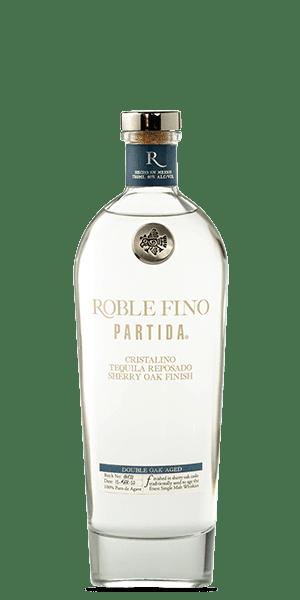 Partida Roble Fino Reposado Cristalino Tequila