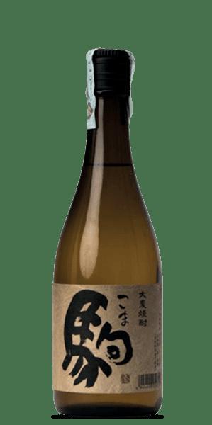 The Yanagita Koma Honkaku Barley Shochu
