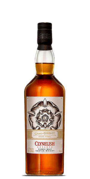 Game of Thrones House Tyrell Clynelish Reserve