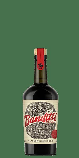 Banditti Club Glasgow Spiced Rum