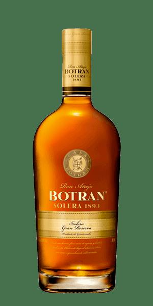 Ron Botran 18 Year Old Solera 1893