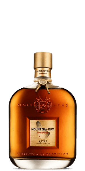 Mount Gay Rum 1703 Old Cask Selection