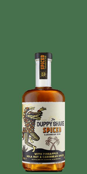 The Duppy Share Spiced Caribbean Rum