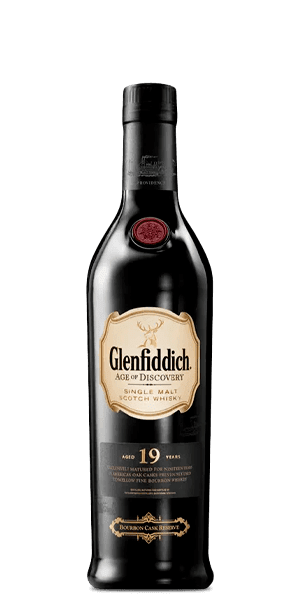Glenfiddich Age of Discovery 19 Year Old Bourbon Cask Reserve