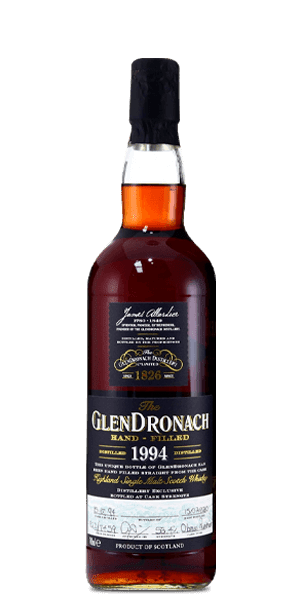 Glendronach 25 Year Old Hand Filled 1994