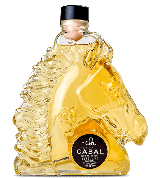 Tequila Cabal Reposado (Black Label) Limited Edition