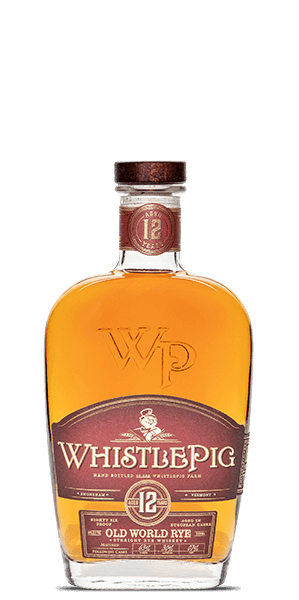 WhistlePig Old World 12 Year Old Rye Whiskey