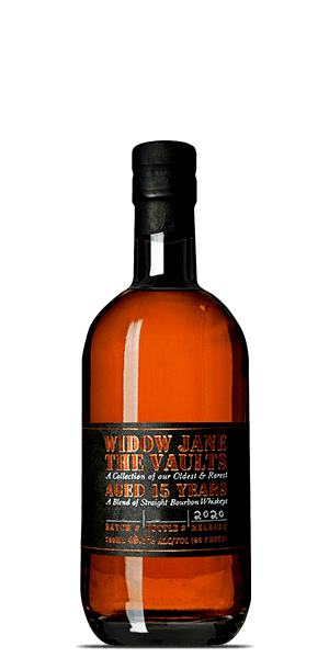 Widow Jane The Vaults 2020 15 Year Old