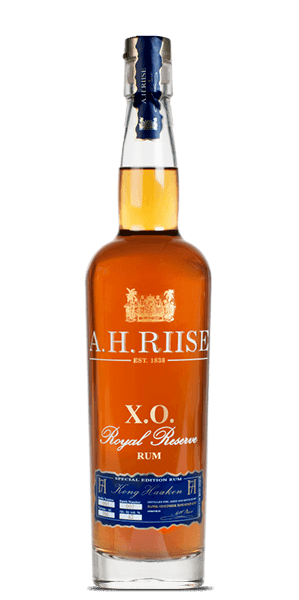 A.H. Riise XO King Haakon Royal Reserve Rum