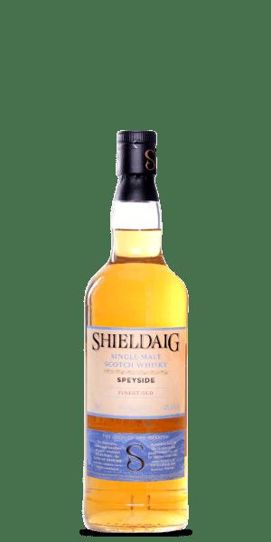 Shieldaig Speyside Single Malt Whisky