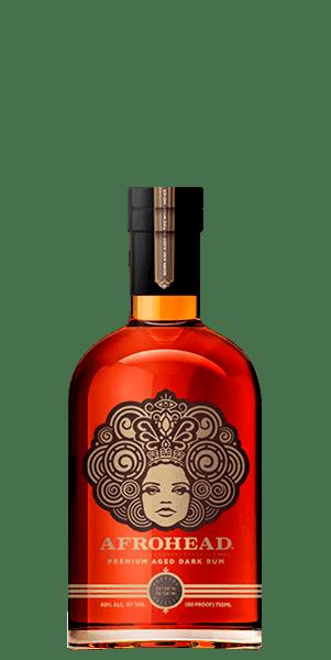 Afrohead 7 Year Old Original Rum