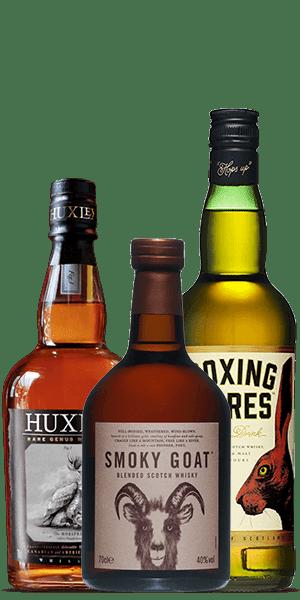 Whiskey Union Bundle