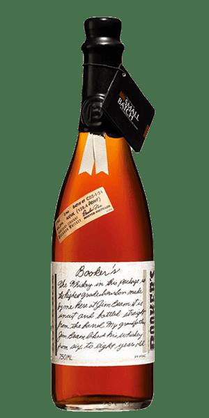 Booker's Kentucky Straight Bourbon (62.7%)
