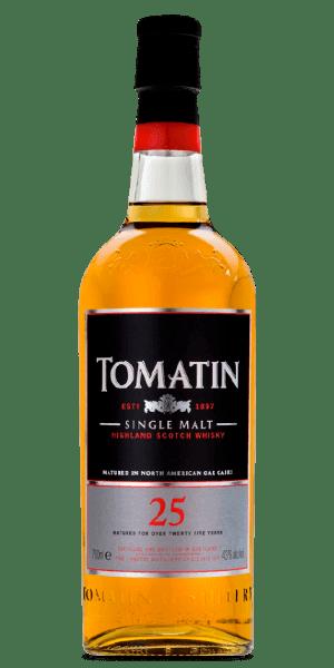 Tomatin 25 Year Old
