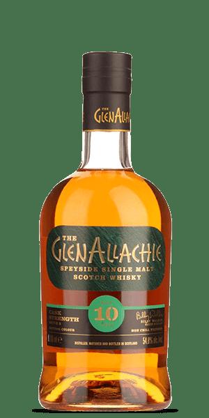 GlenAllachie 10 Year Old Cask Strength Batch 1