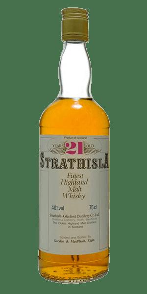 Gordon MacPhail Strathisla 21 Year Old