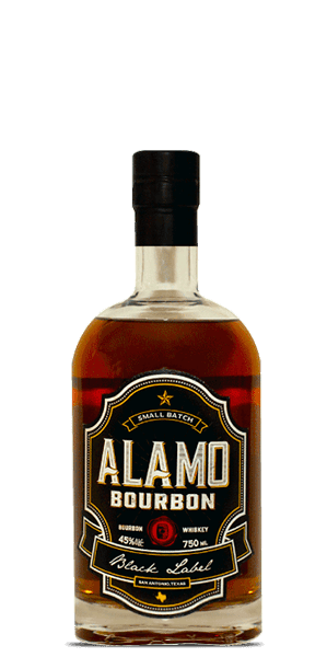 Alamo Black Label Bourbon