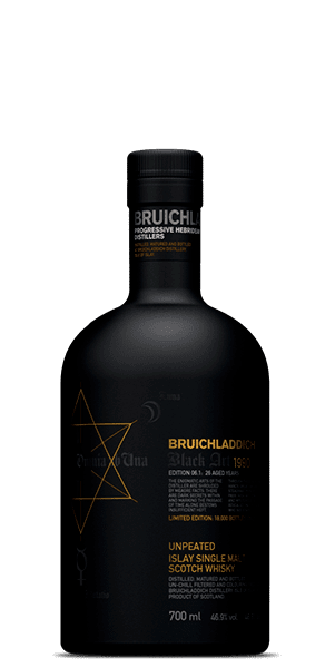 Bruichladdich Black Art Edition 06.1