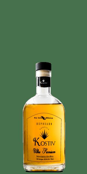 Tequila Kostiv Reposado