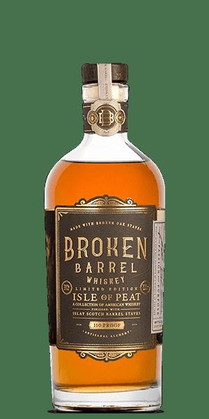 Broken Barrel Isle Of Peat