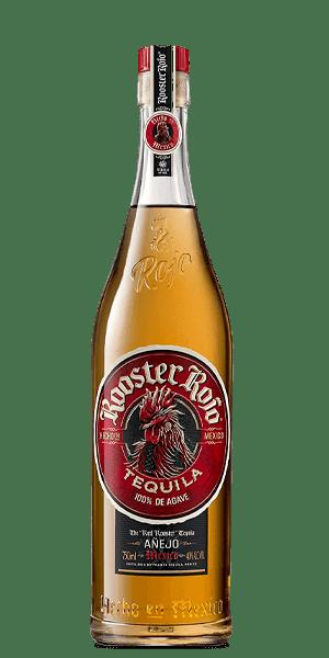 Rooster Rojo Tequila Añejo
