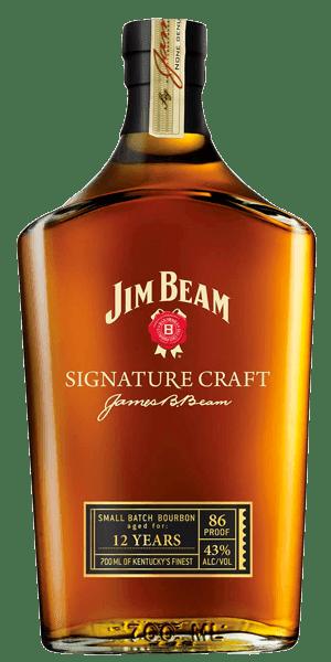 Jim Beam Signature Craft 12 YO