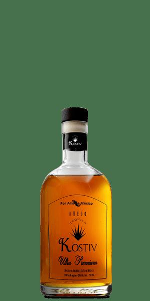 Tequila Kostiv Añejo