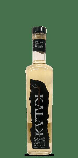 Kalak Peat Cask Irish Single Malt Vodka