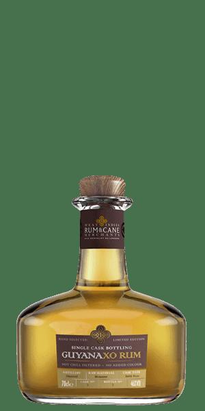 Rum & Cane Merchants Guyana XO