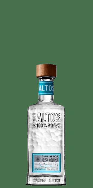 Olmeca Altos Tequila Plata