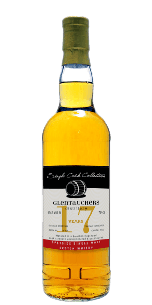 Glentauchers 17YO 1996 - Single Cask Collection