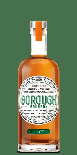 Borough Bourbon Batch 2