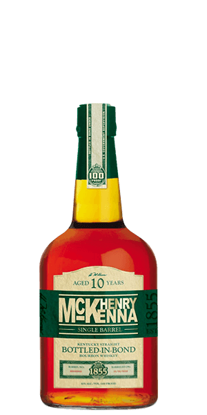 Henry McKenna 10 Year Old Single Barrel Kentucky Straight Bourbon
