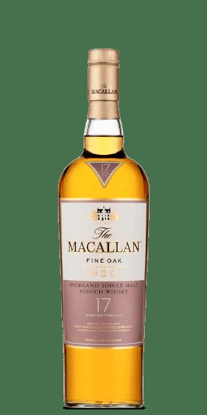 The Macallan 17 Year Old Fine Oak