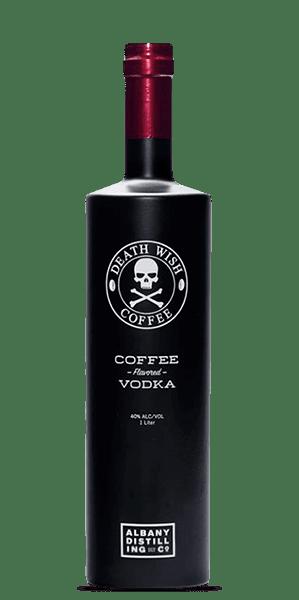 Death Wish Coffee Flavored Vodka