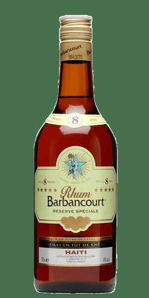 Barbancourt 8 YO