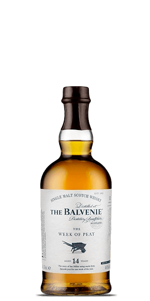 The Balvenie The Week of Peat 14 Year Old