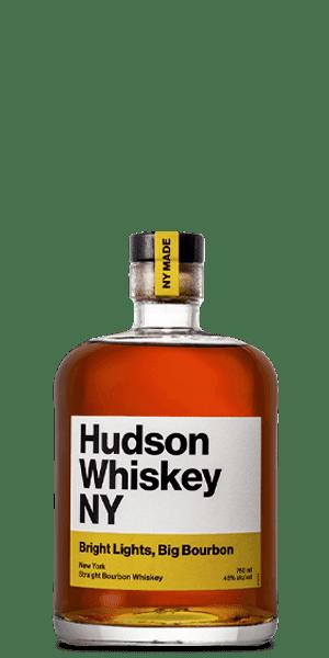 Hudson Whiskey NY Bright Lights Big Bourbon