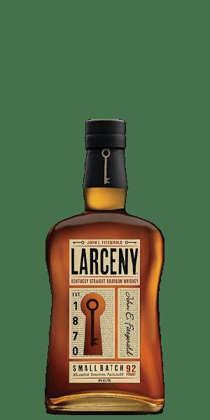John E. Fitzgerald Larceny Small Batch Bourbon