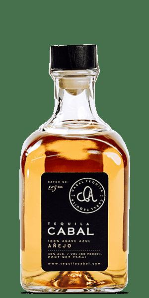 Tequila Cabal Añejo