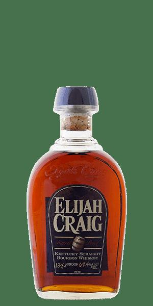 Elijah Craig 12 Year Old Barrel Proof Bourbon