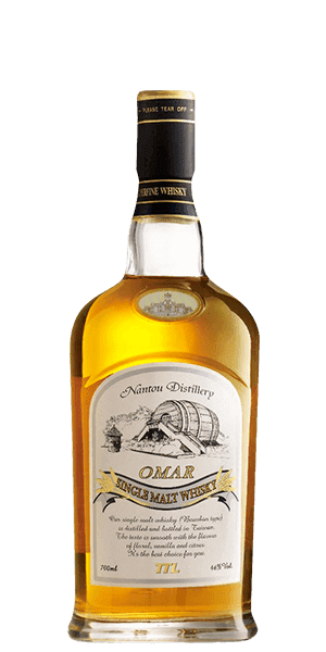 Omar Bourbon Cask Single Malt Whisky