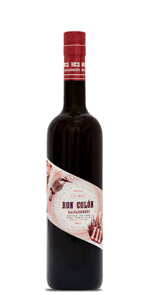 Ron Colón Salvadoreño Coffee Infused Rum