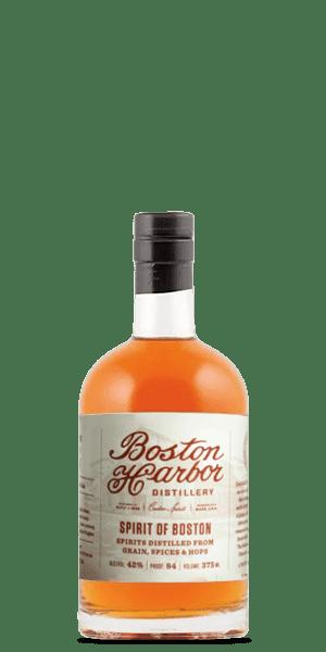 Boston Harbor Distillery Double Black Lager
