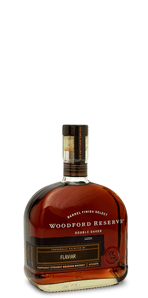 Woodford Reserve Double Oaked Flaviar Edition 2019