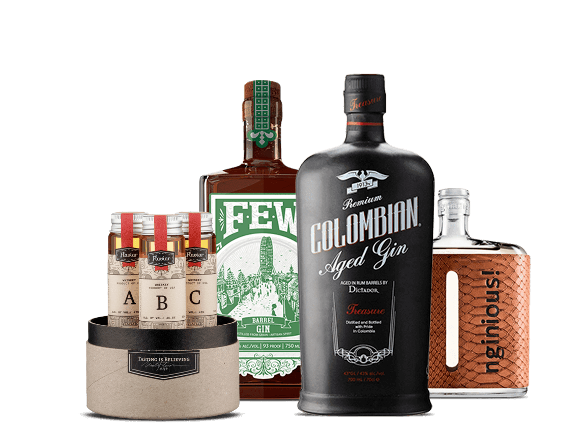 The Return Of The Aged Gin