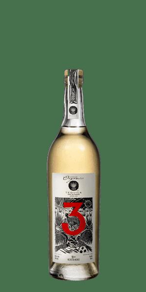 123 Anejo Tequila (Tres)