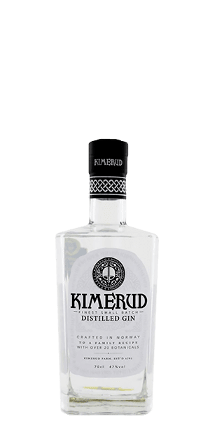 Kimerud Small Batch Distilled Gin