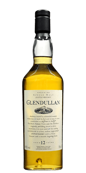 Glendullan 12 Year Old Flora and Fauna